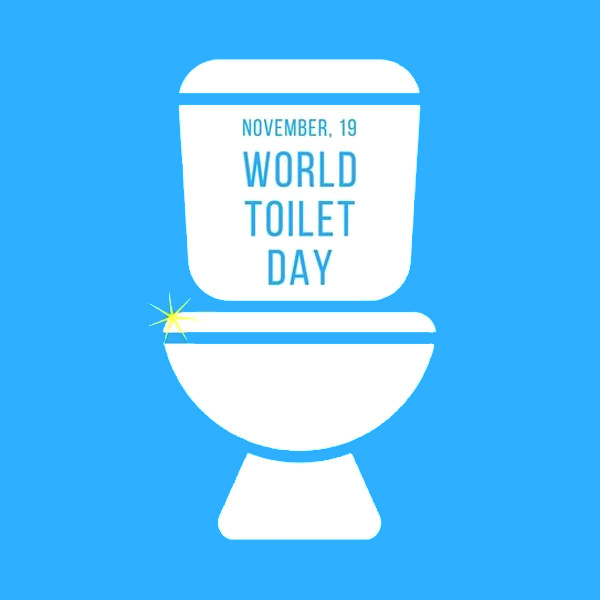 19th November - Worlds Toilet Day