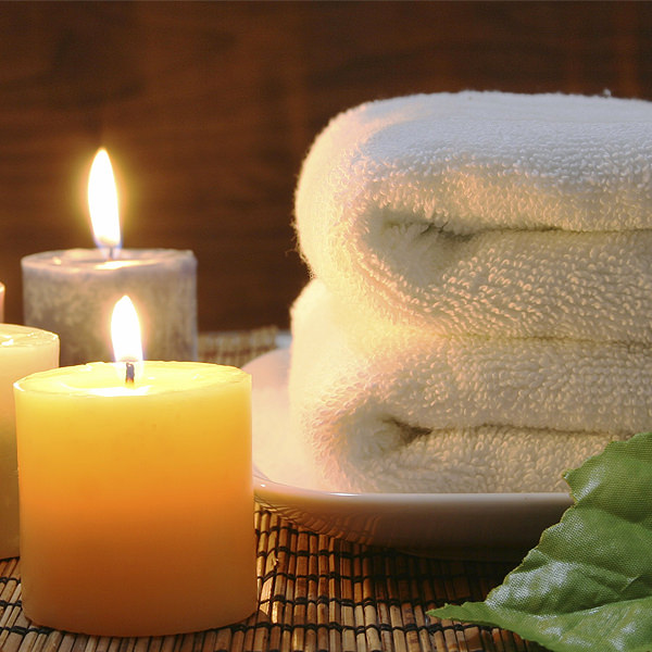 Bathroom Aromatherapy and Relaxation