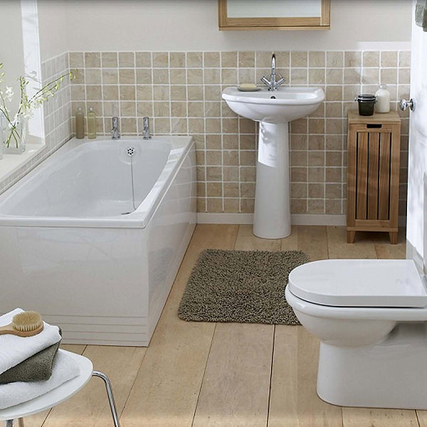 Little Changes That Can Make a Big Difference in Small Bathrooms: