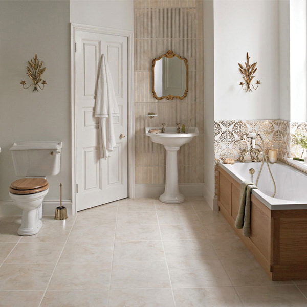 Why Select Heritage Bathrooms Dorchester Series
